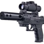 Пневматический пистолет Walther NightHawk фото