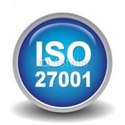Сертификаты ISO/IEC 27001 фото