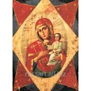 Икона Божьей Матери Неопалимая Купина фото