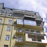 Устройство мансардных этажей фото