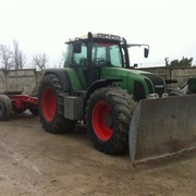Fendt 926 Vario +dolly Mega Mario фото