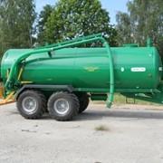 Машина для внесения жидких органических удобрений (бочка для транспортировки навоза) МЖУ-16 фото