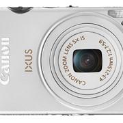 Фотоаппарат Canon Ixus 125 HS silver (6037B008) фото