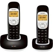 Радио телефон Texet TX-D6505А DUO черная фото