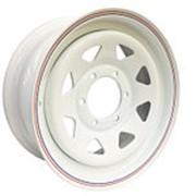 BZK BZK диск Toyota Nissan стальной белый 6x139,7 7xR16 d110 ET+30 фото