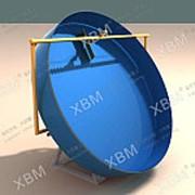 Дисковый гранулятор ZL30 фото