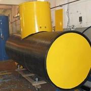 Изготовление Емкости для стационарного хранения дизельного топлива фото