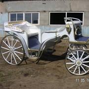 Открытая карета Фаэтон модель 1 2, Фаэтон Медея фото
