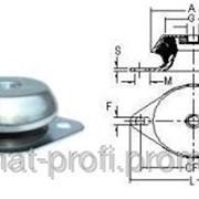 Резиново-металлические виброопоры, тип CF 623112 М12 45sh фото