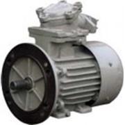 Электродвигатели взрывозащищенные АИМ 80А6 фото