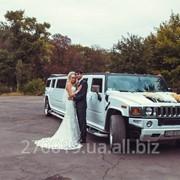 Прокат лимузина Hummer H2 фото
