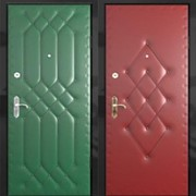 Обивка двери входные фото
