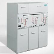 Распределительное устройство 8DJ20 для вторичных распределительных сетей до 24 кВ фото