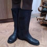 Сizme de cauciuc (Сапоги резиновые) фото