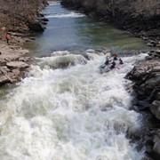 Водный сплав в Карпатах весной! фото