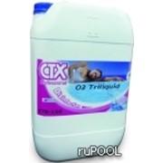 Активный кислород CTX 110 жидкий фасовка 30 л (33 кг) фото
