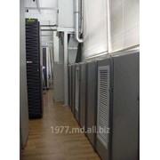 Комплексные решения по устройству (оборудованию) телекоммуникационных (серверных) помещений, включая архитектурно-строительные решения и системы инженерного обеспечения. фото