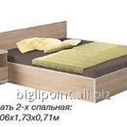 Кровать Нео/Neo 160х200 фото
