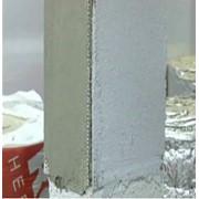 Огнезащита металлоконструкций фото