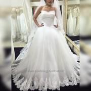Кружевное Свадебное Платье в Алматы фото