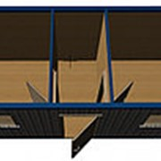 Блок-контейнер БК 08-1 фото