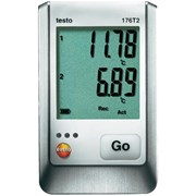 Testo 176T2- двухканальный регистратор температуры фото