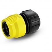 Универсальный коннектор с функцией Aqua Stop Номер заказа: 2.645-192.0 фото