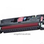 Услуга восстановление картриджа HP Q3963A и HP 2550 Magenta фото
