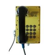 Промышленный всепогодный телефонный аппарат СТК-303 фото