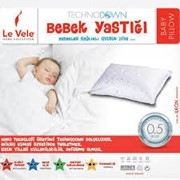 Детская подушка Le Vele Anti-Alergic размера 35x45 см. Под bebek 01 фото
