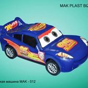Машины детские МАК-12 фото