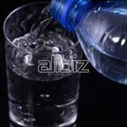 Вода минеральная оптом фото