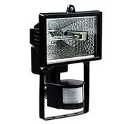 Прожектор галогенный Italmac 150W (датчик движения, защита IP65) фото