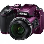 Цифровой фотоаппарат Nikon Coolpix B500 Purple (VNA952E1) фото