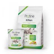 Сухой корм для котят Profine Cat Kitten 15 кг, (курица, для котят от 1 до 12 мес) фото