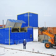Бетонный завод Флагман-30 фото