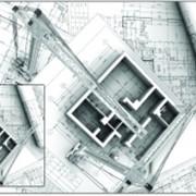 Технологический проект, проект торговых площадей. фото