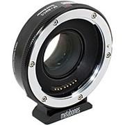 Metabones Canon EF Lens to Blackmagic 2.5k Cinema Camera T Speed Booster (Micro 4/3 Mount) (MB_SPEF-BMCC-BT1) 893 фото