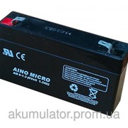 Аккумулятор AGM герметизированный свинцово-кислотный EverExceed AM 6-1,3 фото
