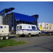 Концертные генераторы от 100 kW фото