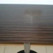 Шпонирование столешниц для столов фото