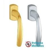 Противзламні ручки на металопластикове вікно Hoppe Secustic фото