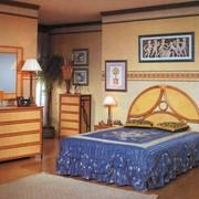 Спальня из ротанга фото