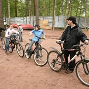 Организация походов на велосипеде. Велотуры. Велопрогулки. Походы на велосипеде. фото