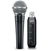 Вокальный динамический микрофон Shure SM58X2u фото
