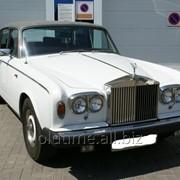 Аренда ретро автомобиля Rolls Royce фото