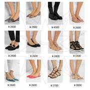 Обувь женская 45478642186 фото