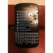 Гравировка Blackberry фото