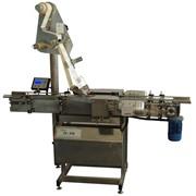 Автомат этикетировочный для нанесения самоклеящихся этикеток на горизонтальные поверхности СК-010-Г фото
