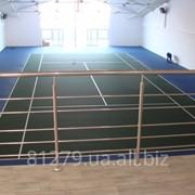 Вигмас. Строительство теннисных кортов: грунтовые, акриловые, с искусственной травой фото
